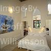 GW11785 = Bedroom of rural hotel in Fornalutx near Soller, North East coast, Mallorca, Balearic Islands, Spain. 22nd March 2003.