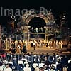 GW01500 = Open air performance of the opera 'Don Giovanni' at the Roman Ruins at the Palace of Schonbrunn. Vienna, Austria. Aug 1995.