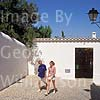 GW11340 = Scene in Ibiza Town, Ibiza, Balearic Islands, Spain. 1996.